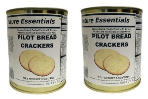 Future Essentials Pilot Bread Crackers