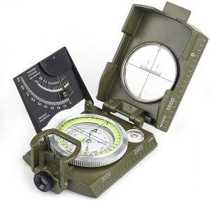 BIJIA Multipurpose Sighting Compass